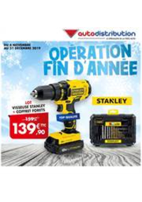 Prospectus auto distribution CHAUMONT : Opération Fin D'Année