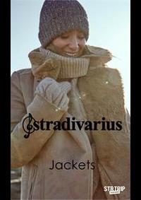 Catalogues et collections Stradivarius PARIS : Jackets