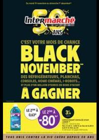 Prospectus Intermarché Super Allinges : BLACK NOVEMBER**
