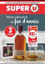 Prospectus Super U : NOTRE SÉLECTION DE FIN D'ANNÉE_SU5