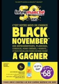 Prospectus Intermarche Express ENGHIEN LES BAINS : BLACK NOVEMBER**