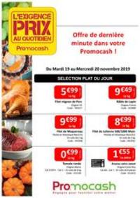 Prospectus Promocash Grenoble : Catalogue Promocash