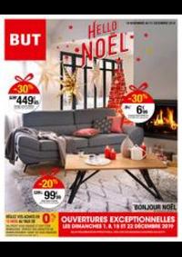 Promos et remises But Pontarlier : Hello Noël