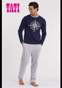 Prospectus Tati VILLETANEUSE : Pyjamas Hommes