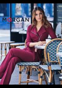 Prospectus Morgan AUBERVILLIERS : Les Nouveautés Femme