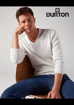 Catalogues et collections Burton : Collection Homme