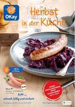 Prospectus OKay Supermarchés : Herbst in der Kuche