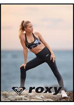 Catalogues et collections Roxy : Fitness Lookbook