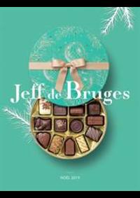 Prospectus Jeff de Bruges Bois Colombes : Noël 2019