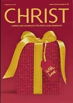 Prospectus CHRIST : Weihnachtsmagazin