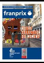 Prospectus Franprix : Notre sélection du moment