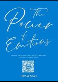 Prospectus Revendeur Swarovski Levallois Perret : The Power of emotions