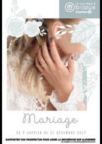 Prospectus E.Leclerc GENAY : Mariage