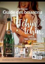 Promos et remises  : Delhaize Guide des boissons