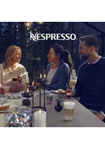 Prospectus Nespresso : Stylish machines and Nordic-inspired Limited Edition selection