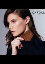 Prospectus Caroll : Collection Femme