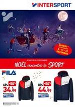 Promos et remises Intersport : Noël rencontre le sport