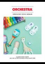 Guides et conseils Orchestra : Orchestra catalogue