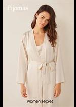 Prospectus Women'secret : Pijamas