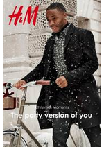 Prospectus H&M : The party version of you
