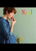 Prospectus Natalys : Les Nouveautés