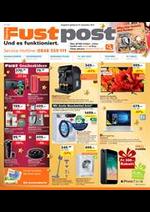 Promos et remises Fust : Fust Post