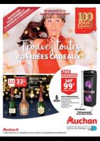 Prospectus Auchan SENS : Trouvez toutes vos idées cadeaux