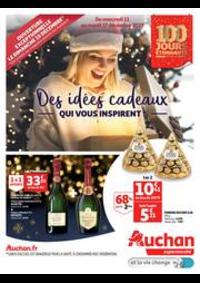 Prospectus Auchan SENS : Des idées cadeaux qui vous inspirent