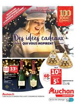 Prospectus Auchan : Des idées cadeaux qui vous inspirent