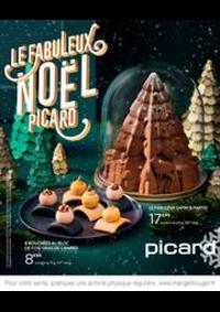 Prospectus Picard VAUCRESSON : Le Fabuleux Noël Picard