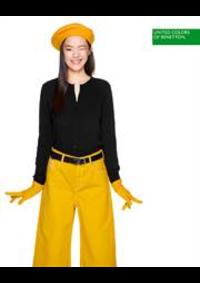 Prospectus United Colors Of Benetton PARIS : Le Cadeau Parfait / Femme