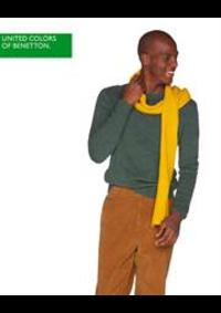 Prospectus United Colors Of Benetton PARIS : Le Cadeau Parfait / Homme