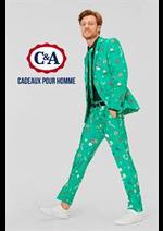 Catalogues et collections C&A : Cadeaux pour Homme