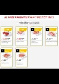 Prospectus Boucherie Renmans BEAURAING : Onze Promoties