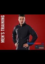 Prospectus Sports Direct : Men's Training