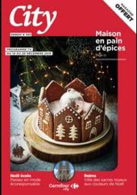 Prospectus Carrefour city LE HAVRE 18 RUE DU MARECHAL JOFFRE : City Hebdo S50