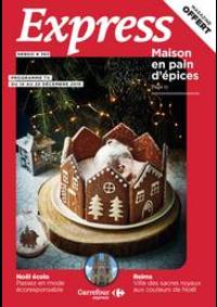 Prospectus Carrefour Express Le Havre : Express Hebdo S50