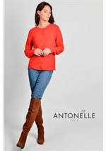Catalogues et collections Antonelle : Collection Pulls & Gilets