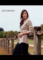Catalogues et collections Devernois : Maille Tricotee en France
