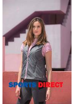 Prospectus Sports Direct : Gilet Femme