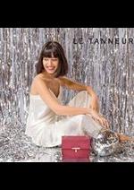 Prospectus Le Tanneur : Nouvelle Collection