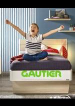 Prospectus Gautier : Lookbook Enfants 2020