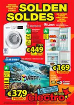 Prospectus Electro Stock : Promo Soldes