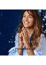 Catalogues et collections Pandora : New Arrivals