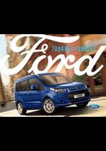 Promos et remises  : Ford Tourneo Connect