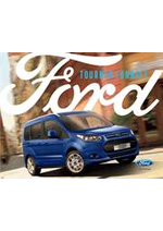 Prospectus Ford : Ford Tourneo Connect