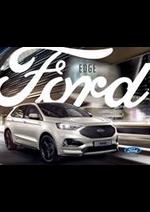 Prospectus Ford : Ford Edge