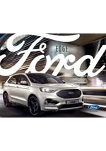 Prospectus Ford : Ford Edge