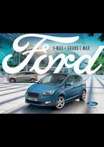 Prospectus Ford : Ford C-Max + Grand C-Max