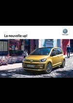 Prospectus Volkswagen : Volkswagen up